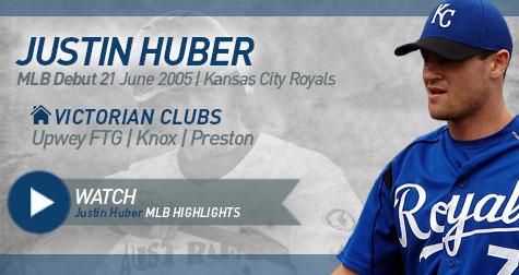 Justin Huber